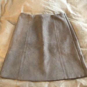 Aritzia hopper skirt